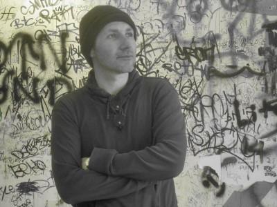 Der Künstler Stefan Koschitzki